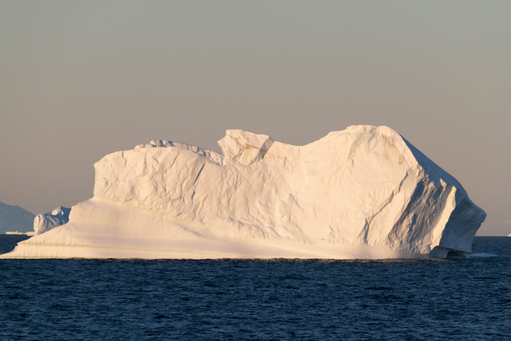 Iceberg in the Freud Passage