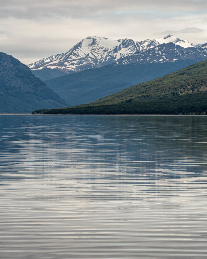 Lake Agassi - Tierra de Fuego National Park