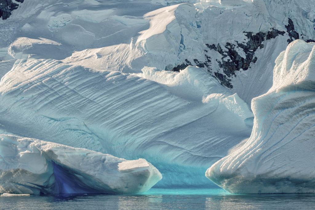 Iceberg at Hughes Bay