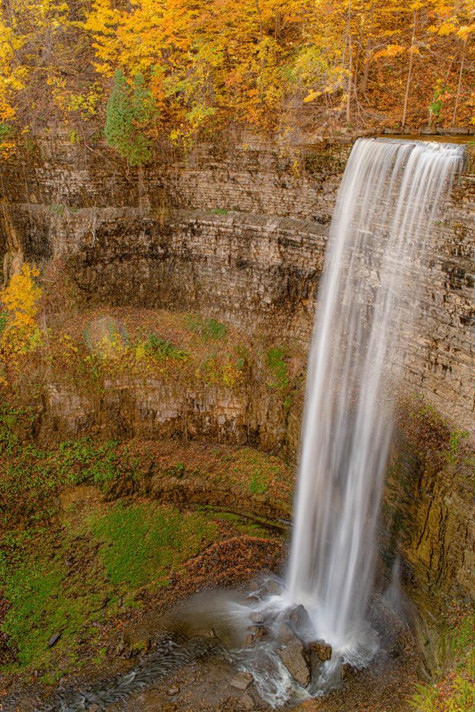 Tew's Falls - @Spencer Gorge Conservation Area - Dundas, Ontario