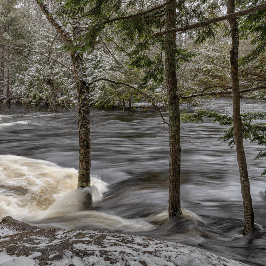 Oxtongue River, Oxtongue River-Ragged Falls PP