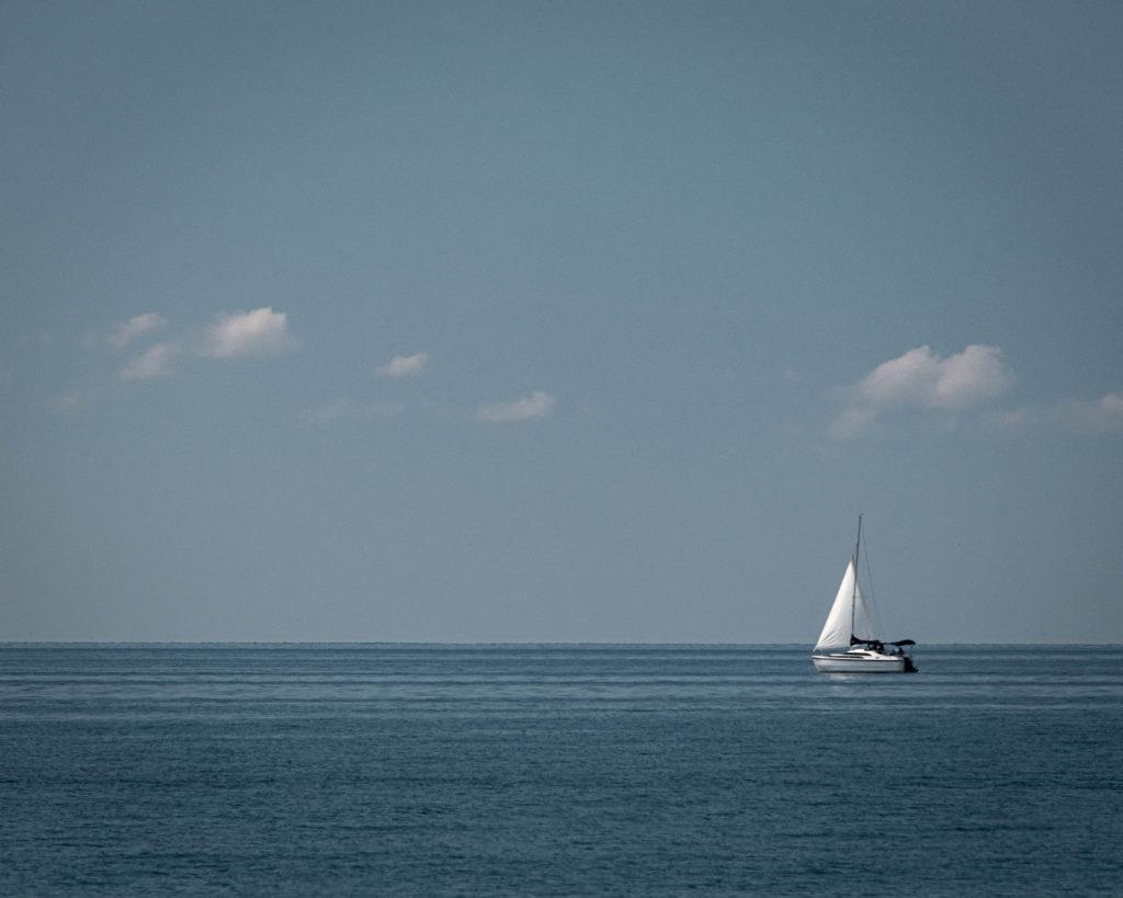 Solitude on Lake Ontario