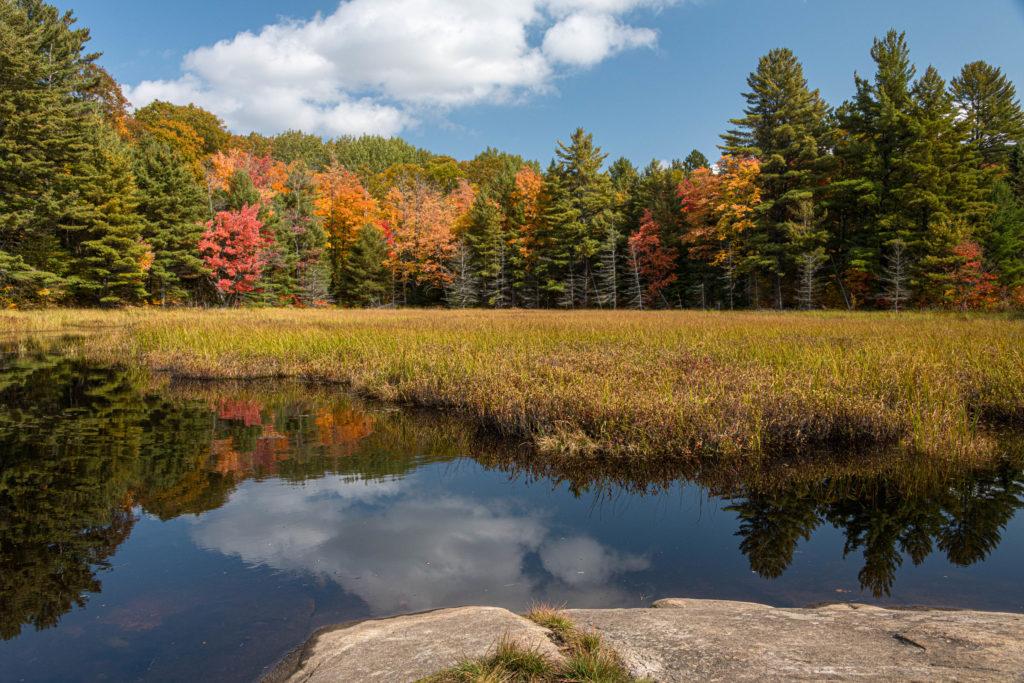 Cloud Lake on the Centennial Ridges Trail