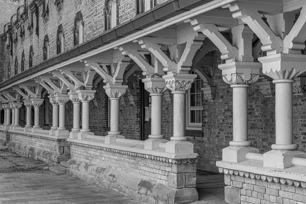 Cloisters - University College, UofT