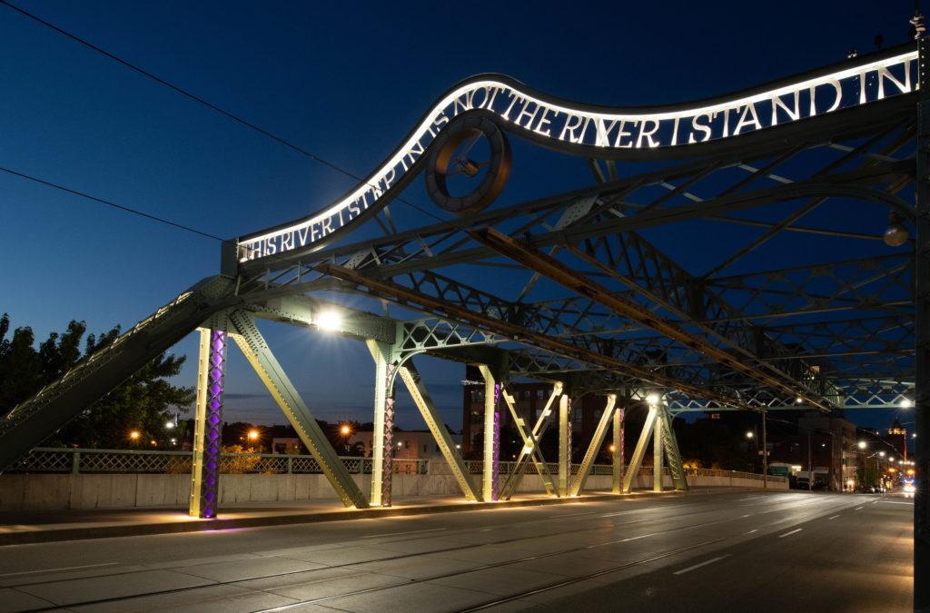 Queen Street Viaduct (Bridge)